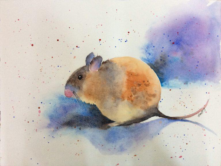 Dumbo, the Rat